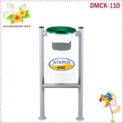 Outdoor Garbage Can | 1006