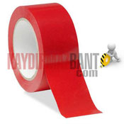 Antislip Tape | Red 50mmx25mt.